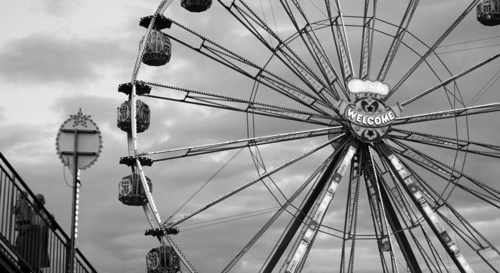 Das Riesenrad an der Määs Luzern